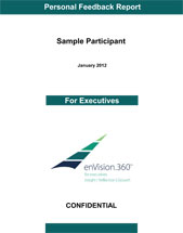 enVision.360_Sample_Executive_Report